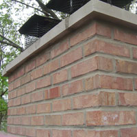 Residential Roof Chimney Tuckpointing Edina