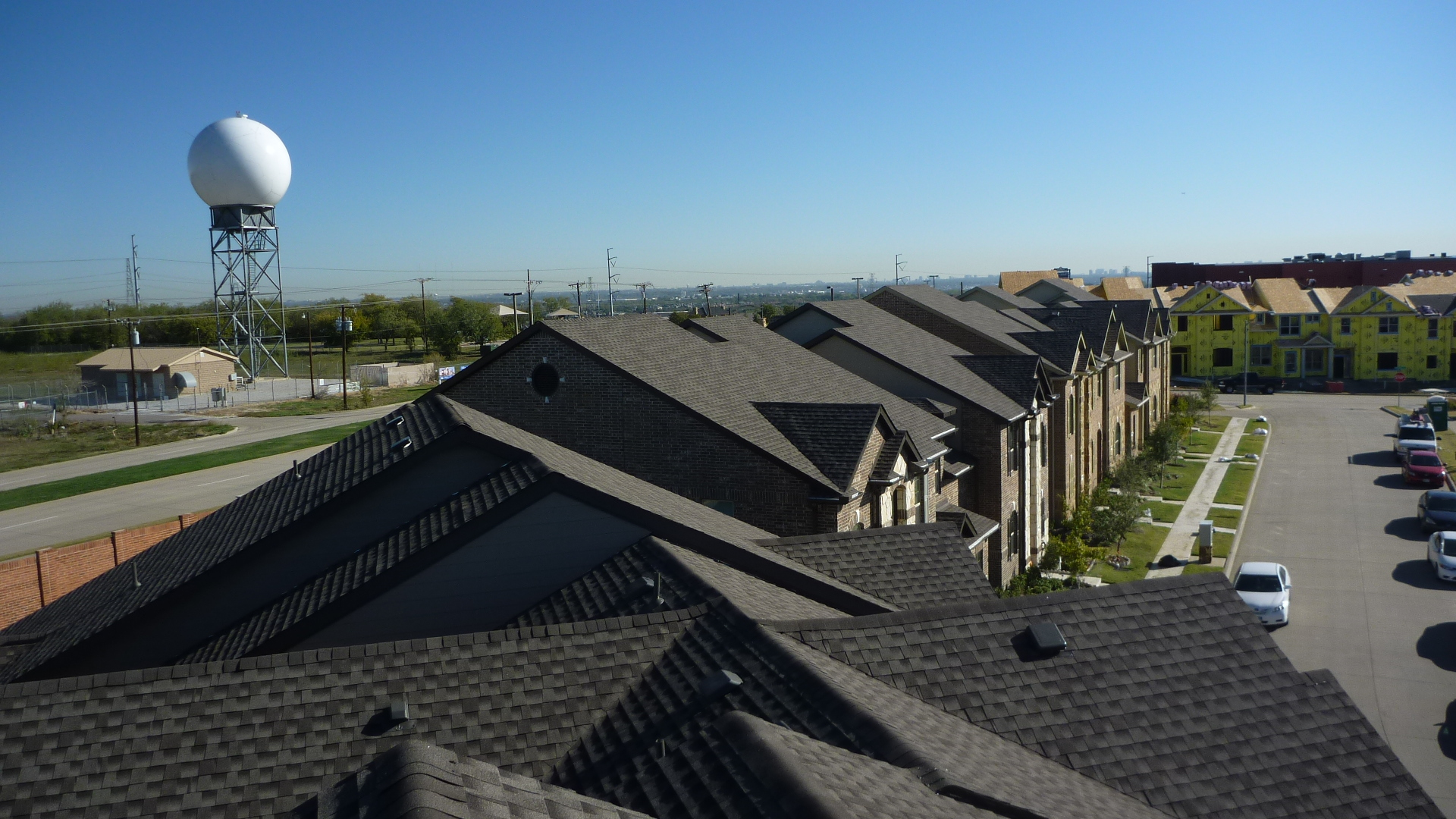 Townhome Roofing Contractor Roseville MN
