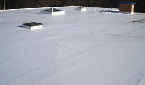 Flat Roof Contrcator MN